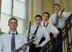 Квартет кларнетистов «Soul»
