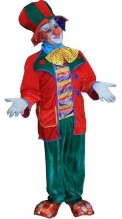 Клоун Пончик