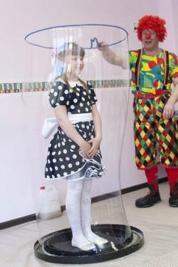 Клоун Лева