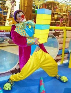клоун Дюня