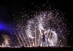 огненное шоу FLife