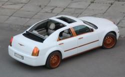 Кабриолет Chrysler 300C Landaule