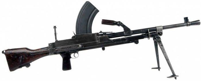 аренда макета ручного пулемета «Bren»