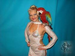 Мини-цирк - шоу дрессированных животных