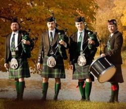 Оркестр волынщиков «Шотландия»