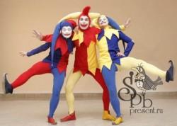 Аниматоры на праздник - театр «Паяцы»