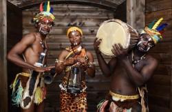 Африканское шоу «Сафари»
