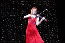 Анна Лунева - электроскрипка
