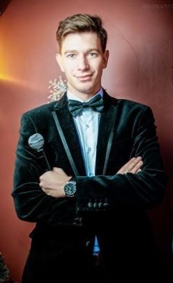 Тамада и ведущий Александр Шпагин