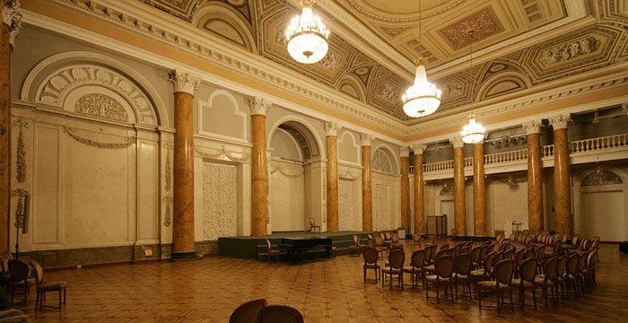 дворец Безбородко