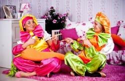 CANDY-PARTY с Морковкой и Вишенкой