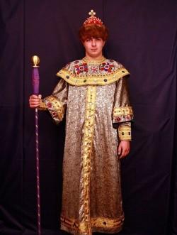 Костюм царя