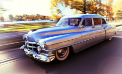 ретро автомобиль в прокат Cadillac Fleetwood