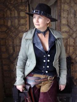 Прокат женского ковбойского костюма