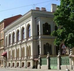 Дворец князя Кочубея