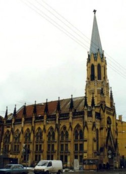 Лютеранская церковь Святого Михаила