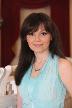 Оперная певица Элеонора Мурадова