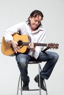 гитарист Алексей Лагин