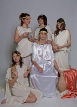 Женский греческий костюм (туника)