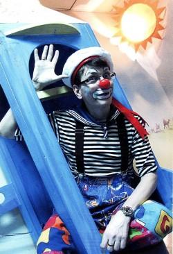 клоун Жорик