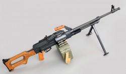 аренда макета пулемета Калашникова