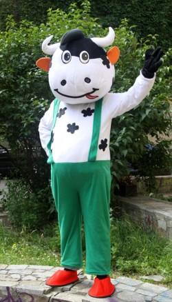 Ростовая кукла Корова (костюм коровы)