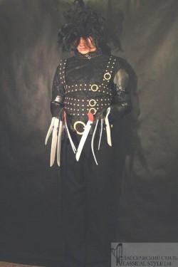 Костюм Эдвард руки-ножницы