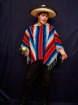 Мужской мексиканский костюм