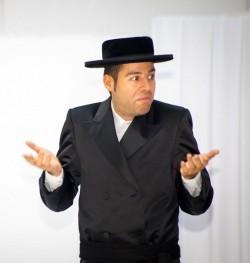 Мужской еврейский костюм