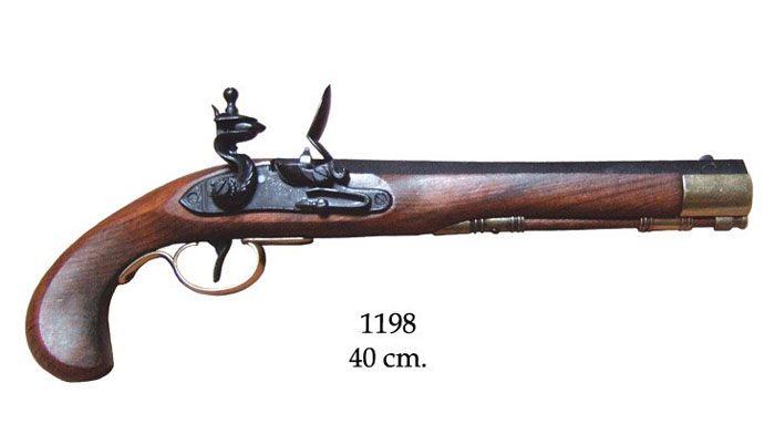 аренда макета кремневого пистолета