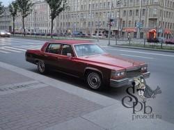 Ретроавтомобиль Cadillac DeVille