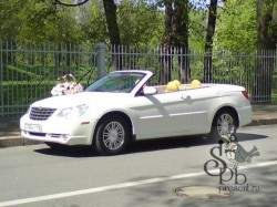 Кабриолет Chrysler Sebring Cabrio