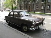 «Волга» ГАЗ-21