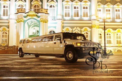 Джип-лимузин HUMMER