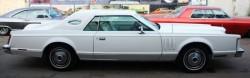 ретро автомобиль в прокат Lincoln Continental
