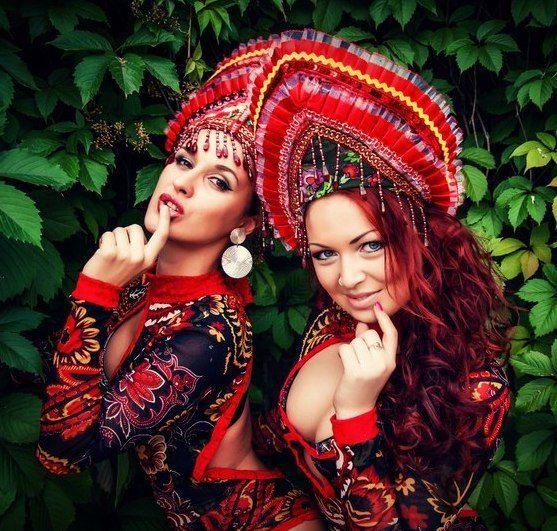 Dance-дуэт «Матрешки»