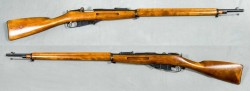 аренда макета винтовки Мосина