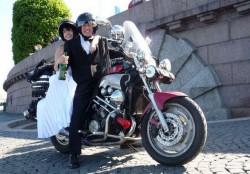 Прогулка на мотоцикле СПб
