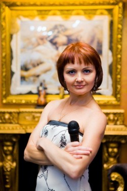 Тамада и ведущая Ольга Кириллова