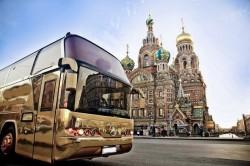 Пати бас Санкт-Петербург