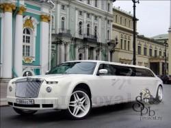 лимузин Rolls Royce Phantom Style