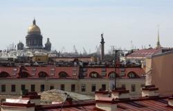 Ужин на крыше СПб