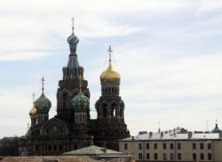 Ужин на крыше СПб недорого