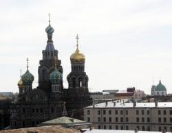 cвадебная фотосессия на крыше «Санкт-Петербург»
