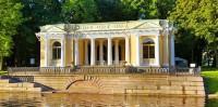 Выездная регистрация брака в СПб - Михайловский сад, павильон Росси
