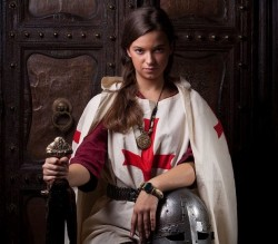 Прокат костюма рыцаря