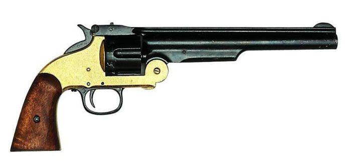 аренда макета револьвера Smith&Wesson