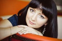 Ведущая Антонина Келкоева