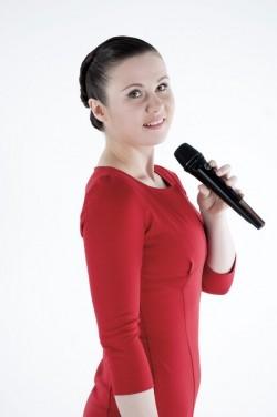 Ведущая Марина Трушина