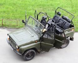 УАЗ-кабриолет